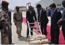 «la relance de la production du ciment est un impératif»Déby