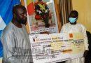 Covid-19: Une aide de 275 millions FCFA au football tchadien