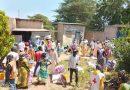 Société : L'ONASA assiste des personnes démunies dans plusieurs quartiers