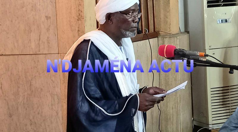 Fête de Ramadan : l'Imam Ahmat Annour appelle au gouvernement de transition à servir la patrie