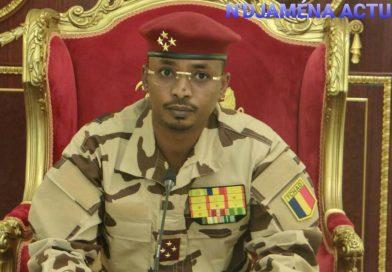 Aid El Fitr : mot du président du Conseil Militaire de Transition