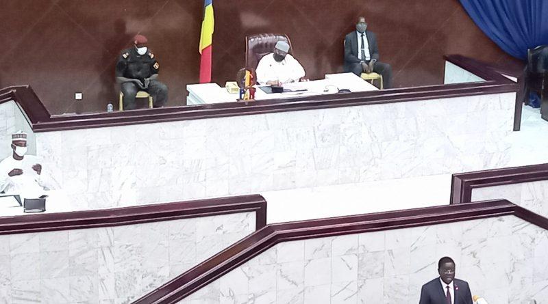 #Tchad : Le programme politique du gouvernement de transition soumis aux députés