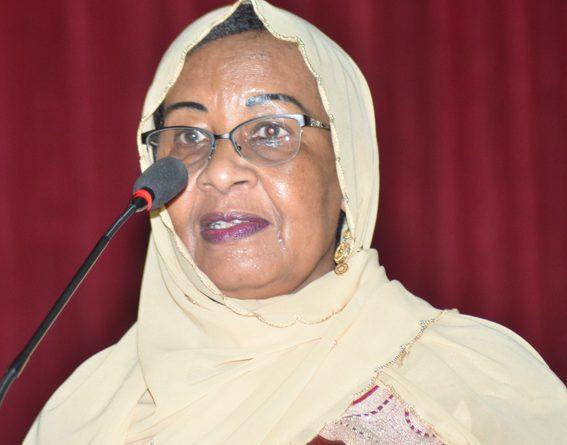 #Tchad: Mariam Mahamat Nour, quel rôle pour elle dans la transition?